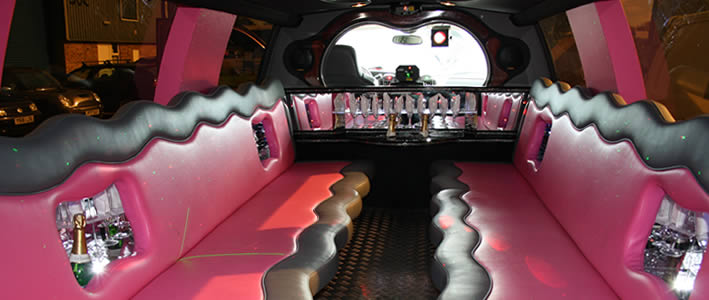 4x4 'Hummer' In Bright Pink